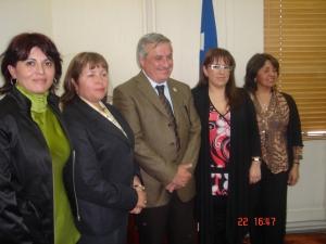 CONAFUTECH: POTENTE RESPALDO DE MINISTRO A GREMIO DE LA SALUD