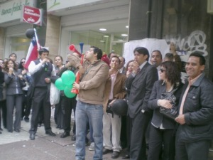 SINDICATO NACIONAL DE BANCO FALABELLA INICIO HUELGA LEGAL