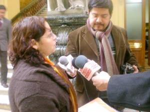 Linares      MILLONARIA DEMANDA AL ESTADO PRESENTARAN PADRES DE MARTA ALARCON